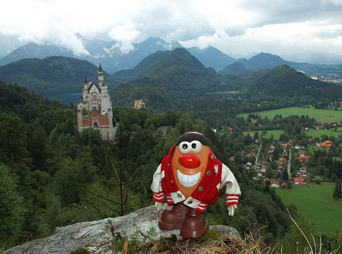 Click here to find out what Spud's Travels is all about!